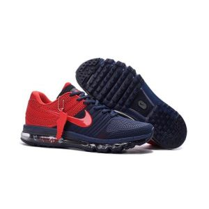 Nike Air Max 2017 Red and blue